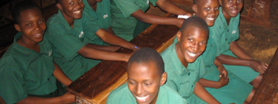 Ugandan school girls