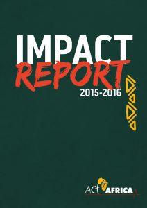 Impact Report 2015-2016