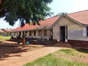 Jinja RR Hospital attendant families