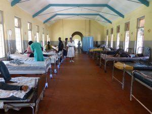 Jinja RR Hospital ward