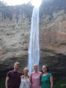 Social - waterfall 2